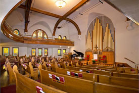church and company